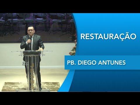 Pb. Diego Antunes   Jesus usa pessoas desqualificadas pelo homem   João 6.9   15 08 2019