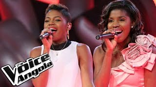Neusa Sessa vs. Paulina Amélia / As Batalhas / The Voice Angola 2015