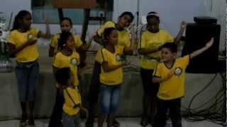 Lar Batista David Gomes, crianças da casa esperança