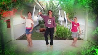 A Sementinha - Aline Barros coreografia( O semeador - Aline Barros  - coreografia)