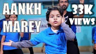 Aankh Marey Dance video, Mika, tanishk, Neha kakkar, Kumar sanu, AfterZ Dance Company, #SIMMBA