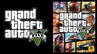 GTA V Official Art Cover (+ 100 Images !)