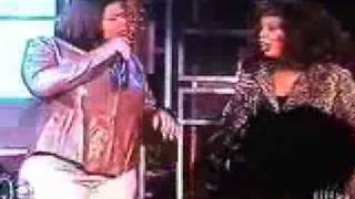 Bad Girls Donna Summer And Queen Latifah Live