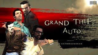 GTA - Chekka Chivantha Vaanam - Trailer Remix