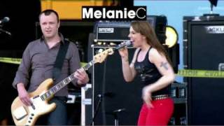 Melanie C - 08 When You're Gone - Live at the Isle of Wight Festival 2007 (HQ)
