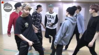 BTS - Boy in Luv - mirrored dance practice (Eye Contact Version) - 방탄소년단 상남자 (Bangtan Boys)