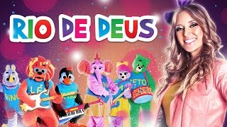 Rio de Deus - Ilana e a Banda dos Bichos (Clipe Infantil Gospel)