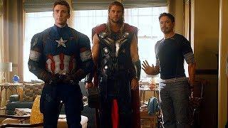 Hawkeye's Secret - Safehouse Scene - Avengers: Age of Ultron (2015) Movie CLIP HD