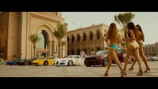 Hush - Fired Up feat. The Crew Furious 7 (Music Video) [1080p HD]