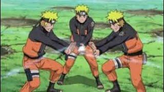 Efeito jutsu clones da sombra do Naruto (part 1)