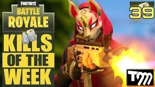Fortnite Battle Royale - Top 10 Kills of the Week #39 (Best Fortnite Kills)
