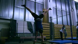 Dalibor Gacho - Calisthenics Training