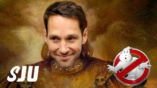 Paul Rudd Joins Ghostbusters 2020 | SJU