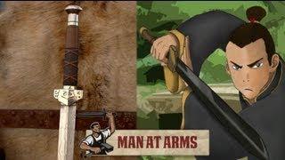 Sokka's Meteor Sword (Avatar: The Last Airbender) - MAN AT ARMS