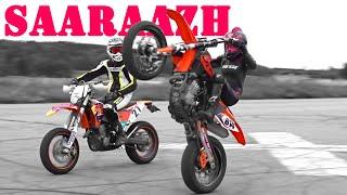 Saaraazh - Supermoto Lifestyle || 2015 || Motard STHLM