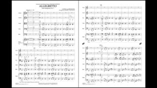 Allegretto (from Symphony No. 7) by Beethoven/arr. Longfield