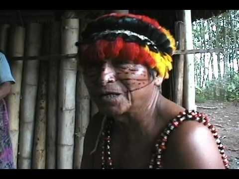 Shuar Kayapa speaks