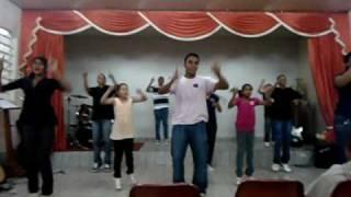 Dança na chuva(Fernandinho)
