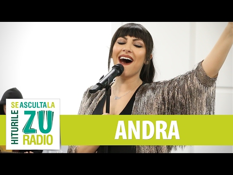 Andra - Floare De Nu-Ma-Uita (Versiune acustica) (Live la Radio ZU)