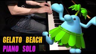 Super Mario Sunshine - Gelato Beach | Piano Solo