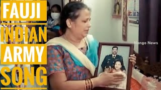 FAUJI - A TRIBUTE TO INDIAN ARMY    LATEST HINDI RAP SONG    GURU    #Sandesh2Soldiers   