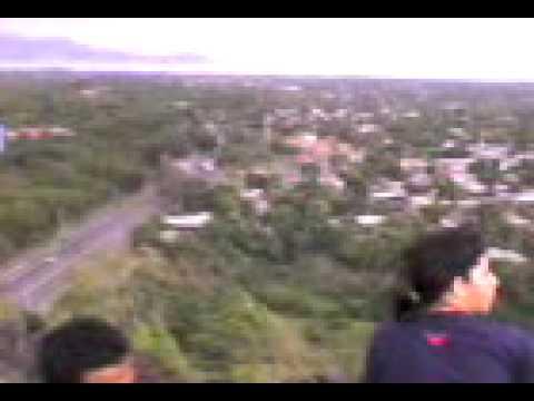 oscar nicaragua vista de la laguna asososca y batahola sur managua nic.