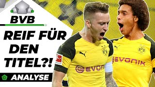 BVB: So kann man die Bayern-Dominanz stoppen! |Analyse