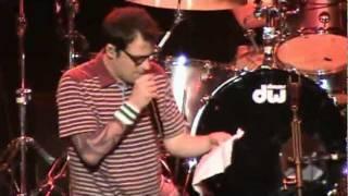"""Weezer ~ """"Pumped Up Kicks"""" (Costa Mesa, CA)"""