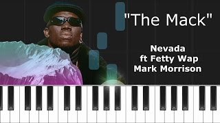 "Mark Morrison - ""The Mack"" (2016 mix) Piano Tutorial - Chords - How To Play - Cover"