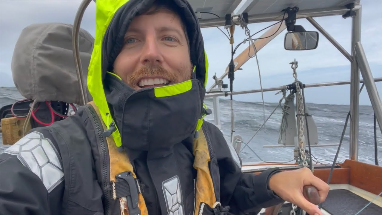 11 Days Solo Sailing to Ireland – Across the North Atlantic
