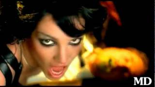 Britney Spears -  Work it out [2011 MUSIC VIDEO]