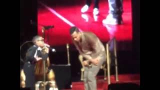 Jonael canta con Romeo Santos (Ella y yo)
