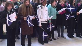 Scottish Dundee Youth Choir