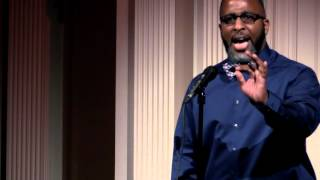 "Individual World Poetry Slam Finals 2015 - Christopher Michael ""Black Feels Like"""