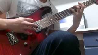 "Perturbator ""Raw Power"" - Guitar Cover"
