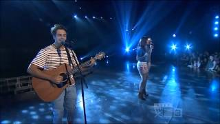 Fare Thee Well - Hallelujah (The X Factor New Zealand 2015) [Live Show 3 - Bottom 2]