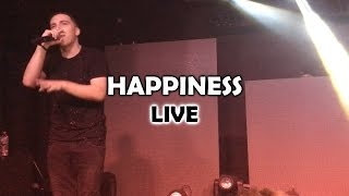 TOKEN *LIVE* - Happiness [Nov. 2nd 2016 Philly, PA]