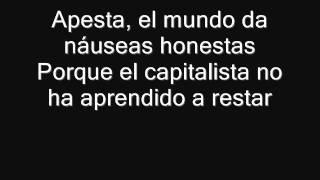Libertad - Kase-O Letra