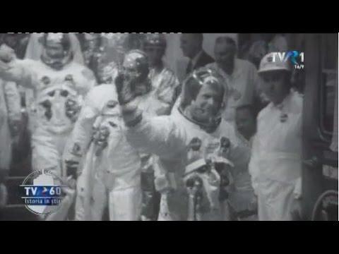 Aselenizarea din 1969, transmisă în direct de TVR