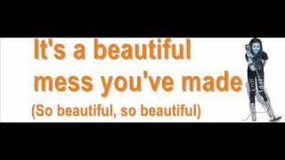 Beautiful Mess lyrics by Miranda Cosgrove