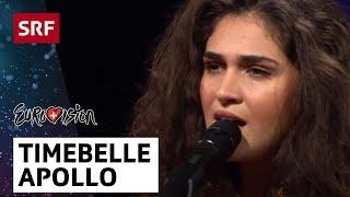Timebelle mit Apollo - Live-Check - #srfesc