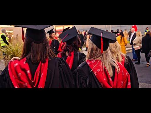 Winter Graduation 2019 - Highlights Part I