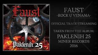 "Faust - ""Rock U Venama"" (Official Audio)"