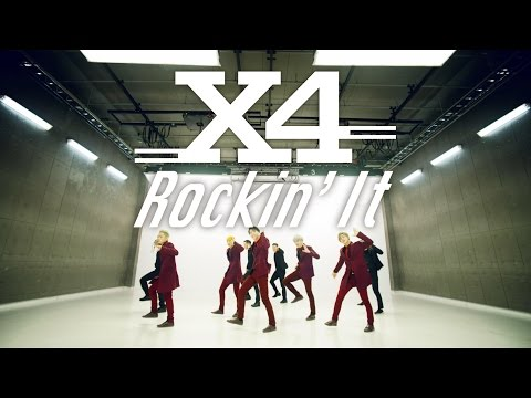 Rockin It de X4 Letra y Video