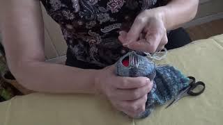Jannes tips Stopping av strømper