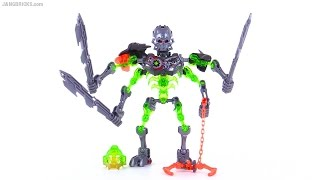 LEGO Bionicle Skull Slicer review! set 70792