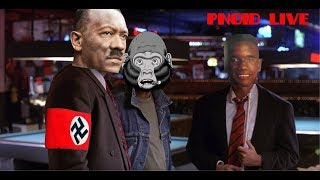 BLACK CNN GUEST ANCHOR ACCUSES BLACK MAN OF WHITE PRIVILEGE