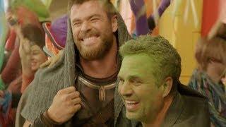 Bloopers That Make Us Love Thor: Ragnarok Even More