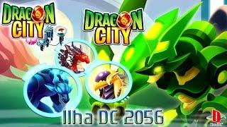 Ilha DC 2056 (DEMO)-Novo evento-Dragon City-KamiDC-27/03/2017