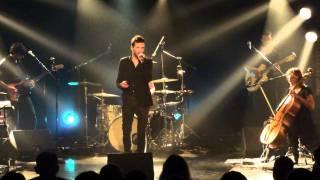 Alex Beaupain - Delta Charlie Delta (Live Poche Béthune 2011)